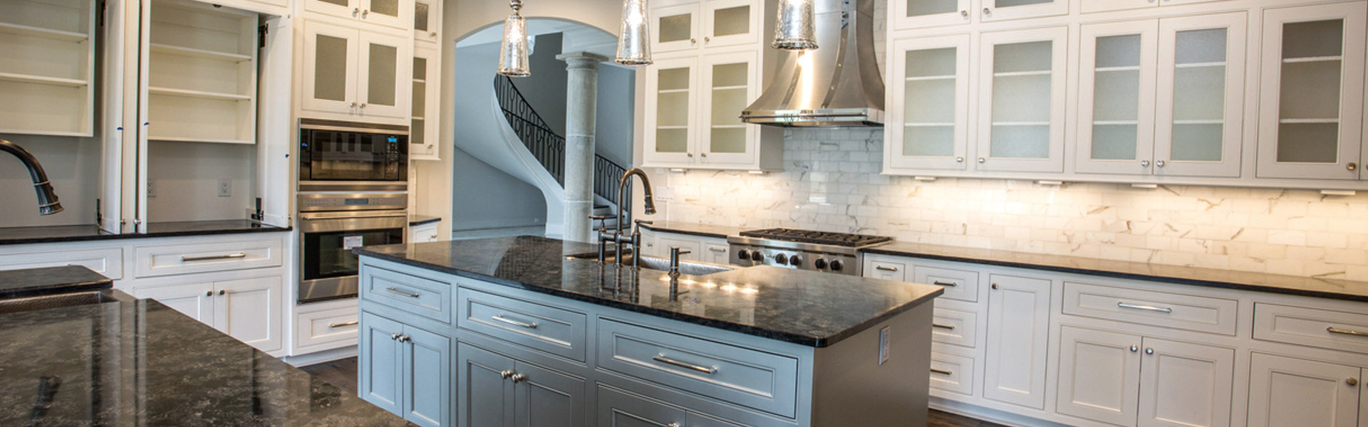 custom kitchen cabinets greenville sc
